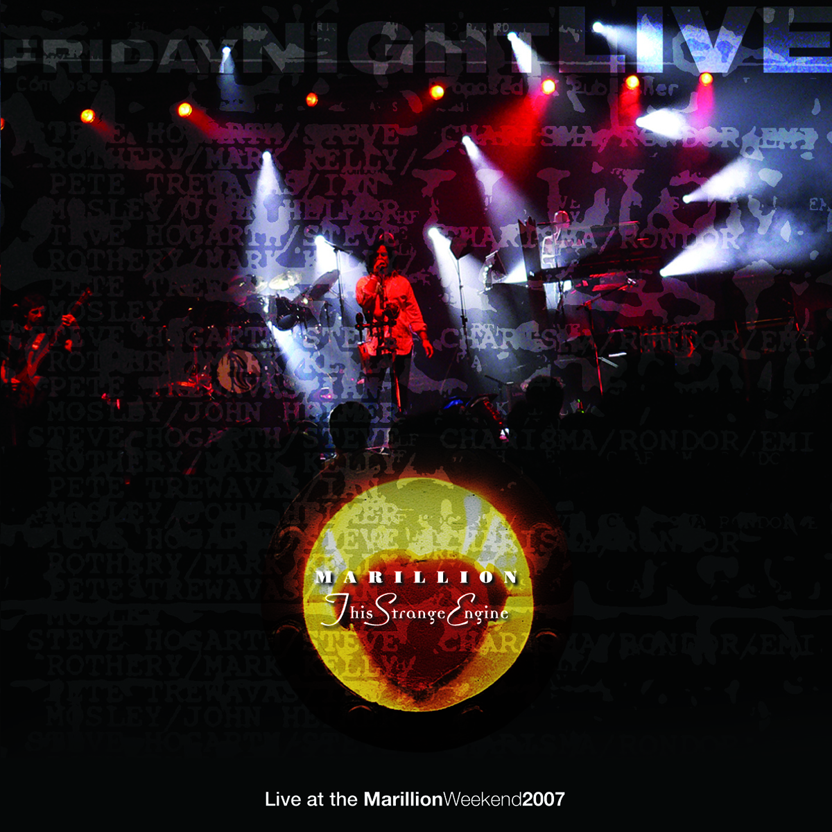 THIS STRANGE ENGINE LIVE 1CD LIVE ALBUM