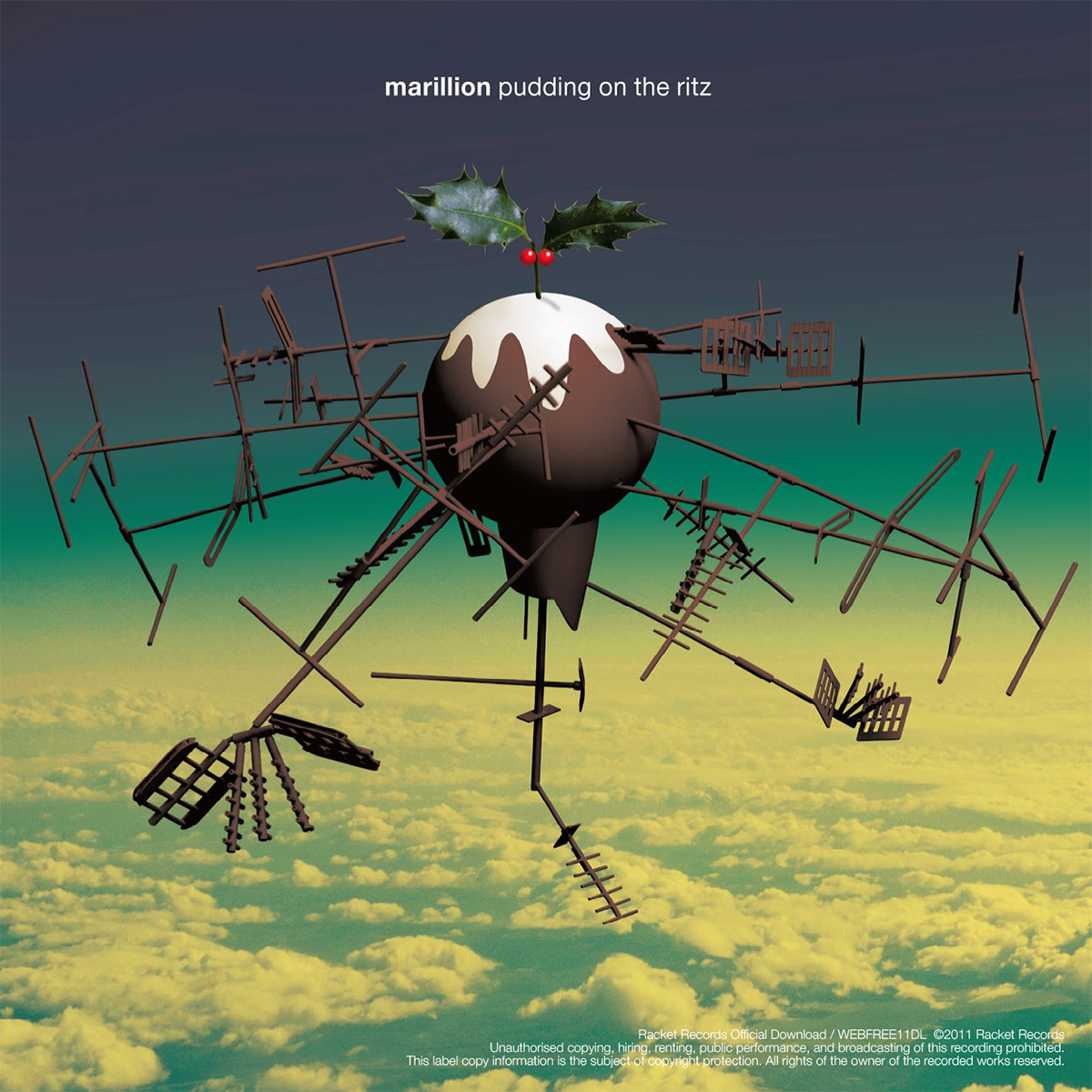 PUDDING ON THE RITZ 256 KBPS ALBUM DOWNLOAD