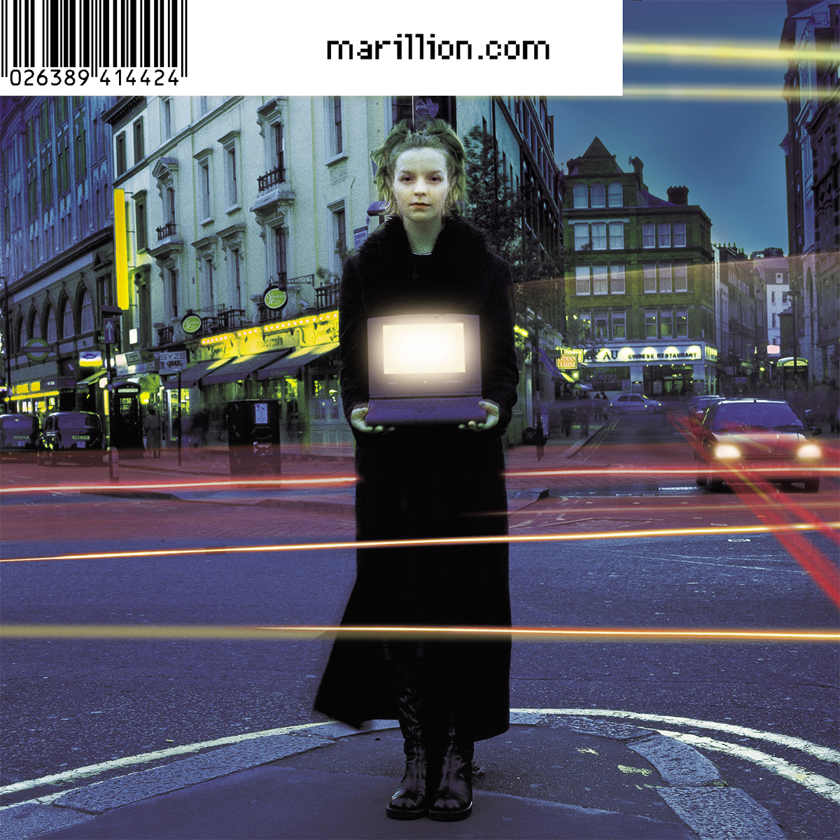 marillion.com Double Vinyl Version
