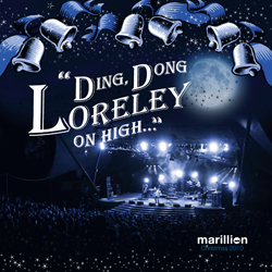 DING DONG LORELEY ON HIGH XMAS 2010 FAN CLUB DVD