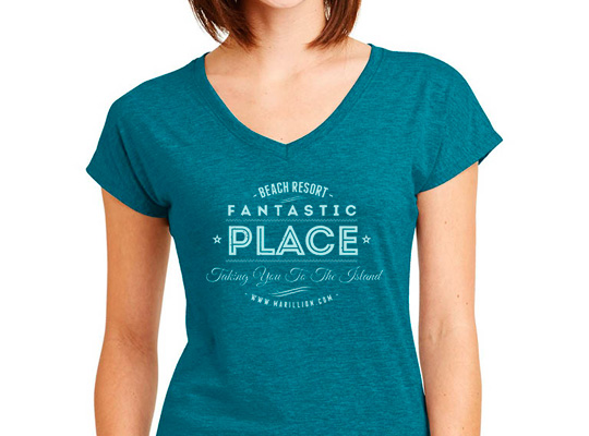 Womens Fantastic Place T-Shirt