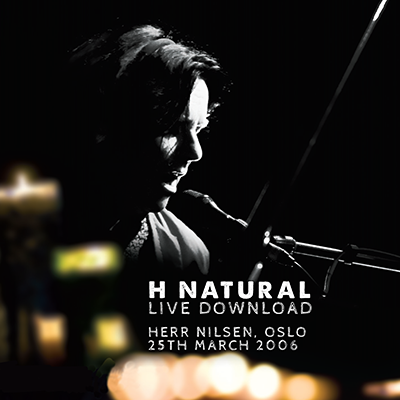 H NATURAL TOUR 2006 HERR NILSEN, OSLO - 25TH MARCH 2006