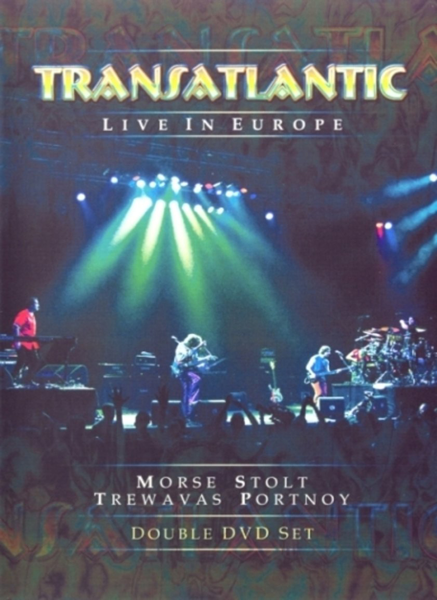 Transatlantic - Live In Europe Transatlantic DVD